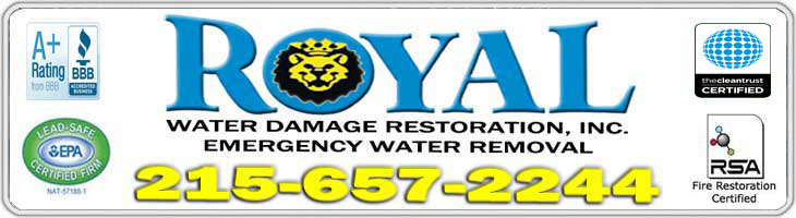 Royal Water Damage Philadelphia 1 215 657 2244 Flood Water